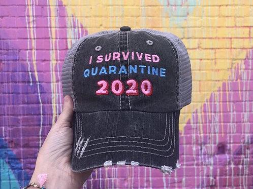I Survived Quarantine 2020