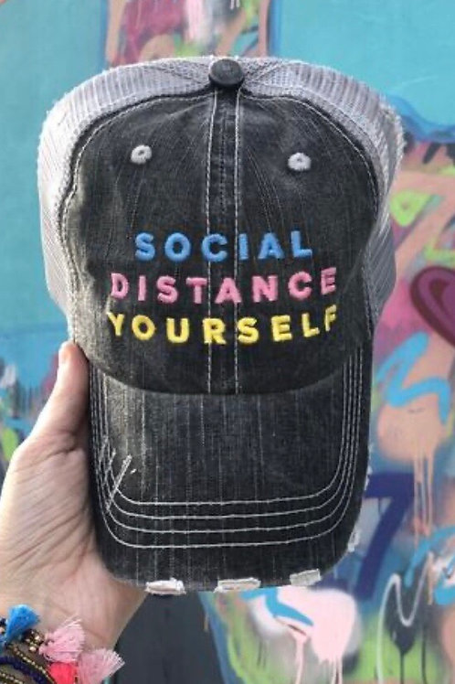 Social Distance Yourself