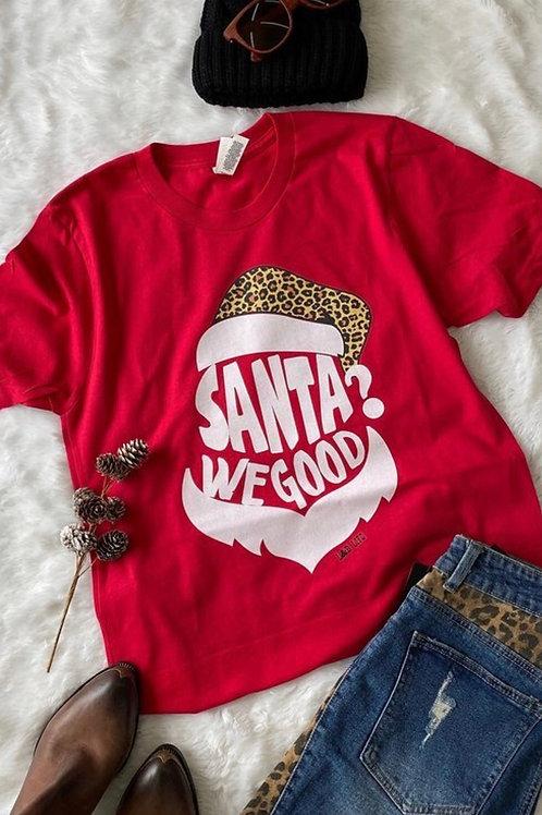 Santa, We Good?