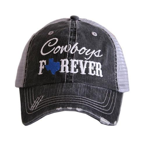 Cowboys Forever Trucker Cap