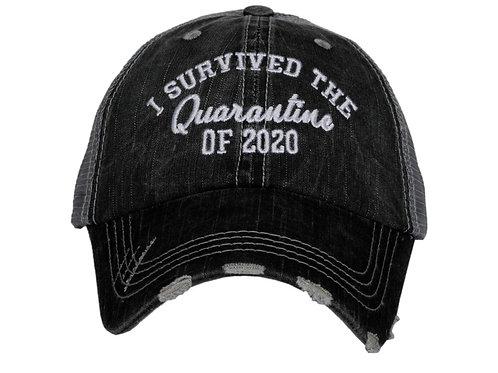 I Survived Quarantine of 2020
