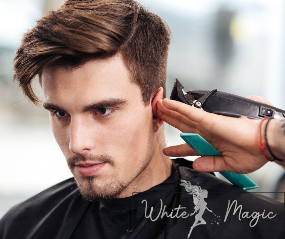 Hajvágás Győr DeLux szalonjában, személyiséghez illő frizura