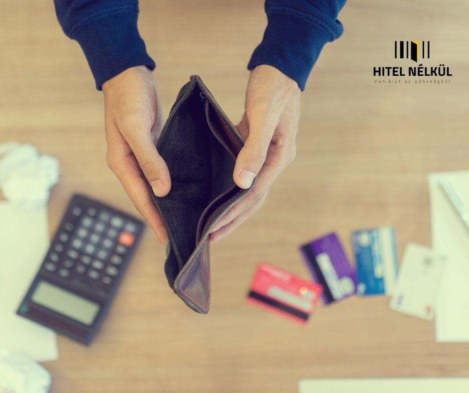 Adósságrendezés? Az adósságrendezés tanácsadás segíthet