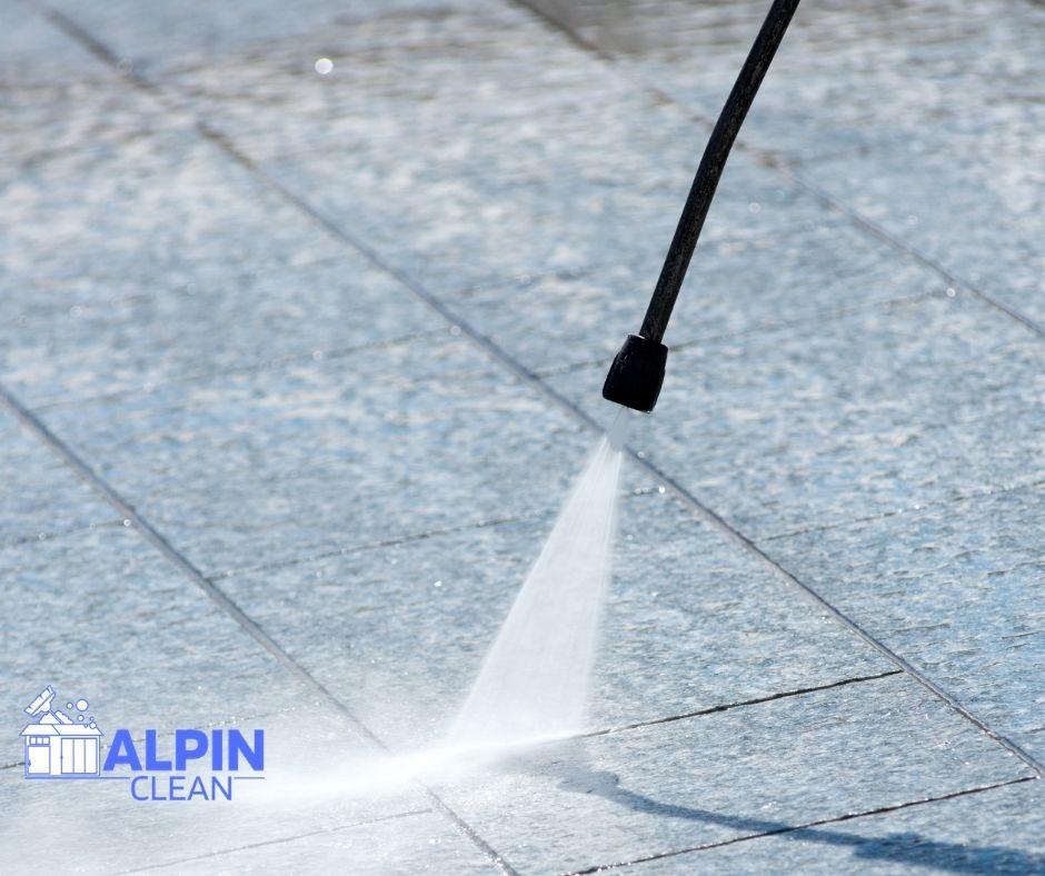térkő tisztítás, térkő takarítás