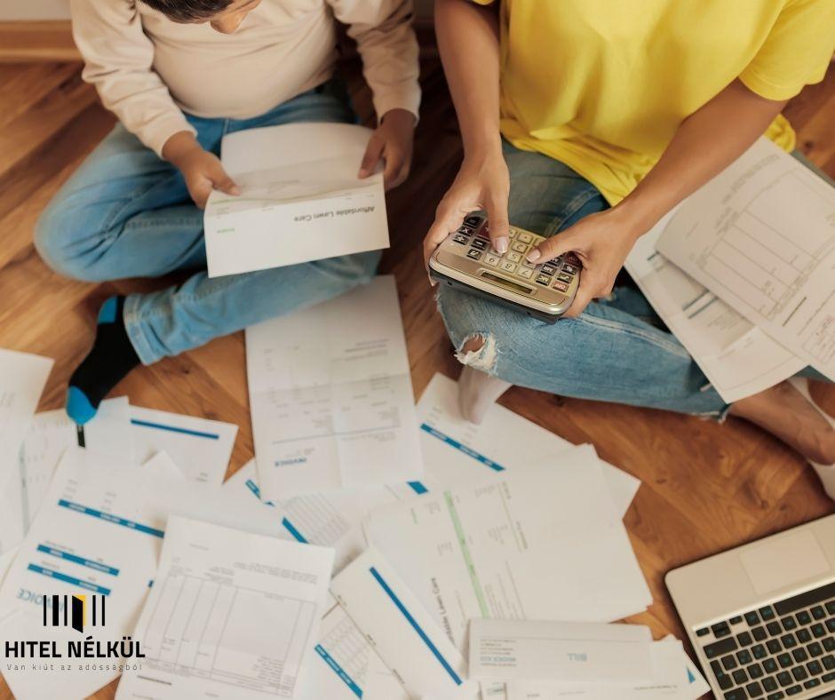 Adósságrendezés csak adósságrendezés tanácsadás szolgáltatással javasolt
