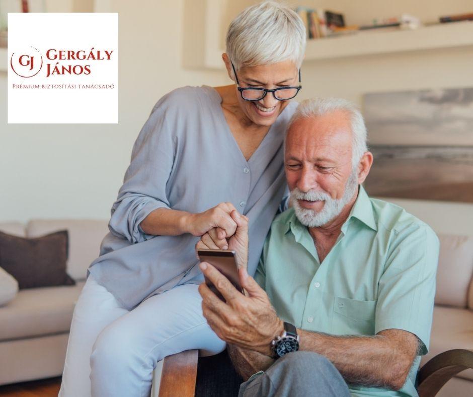 A nyugdíj megtakarítások révén nyugodt lehet pénzügyei felől