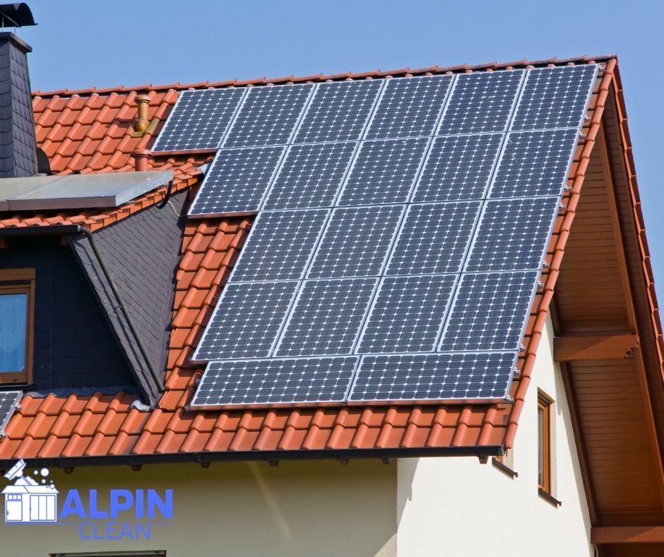 napelem tisztítás Győr, környezetbarát takarítás