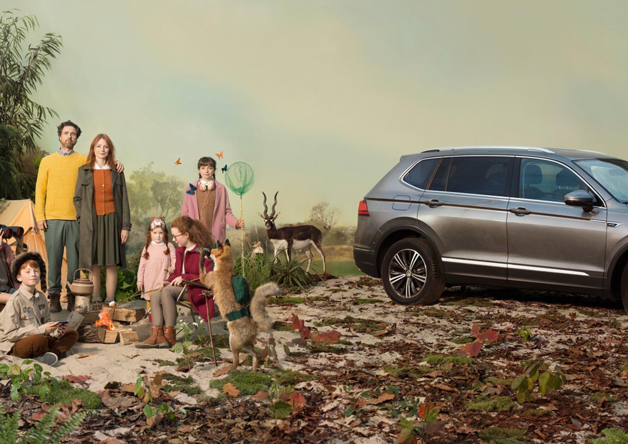 VW Tiguan - Frieke Janssens
