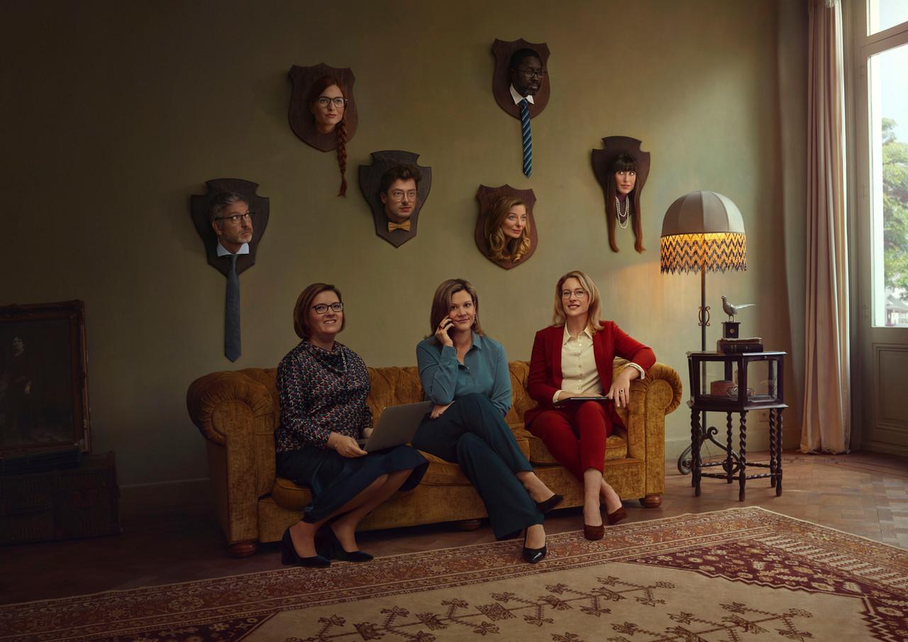Heads & Hunters - Frieke Janssens