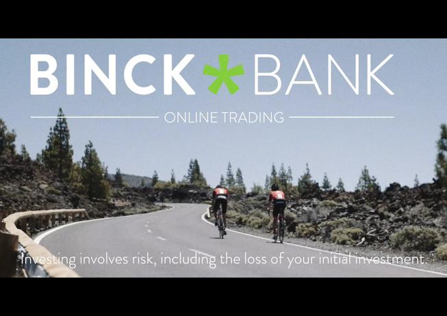 Binck Bank - Kurt De Leijer & Ward Geerts (edit)