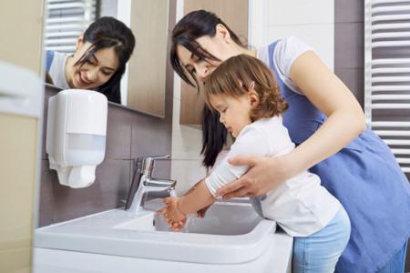 Correcto lavado de manos