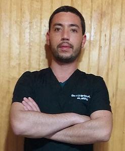 Kinesiologo Daniel Briones