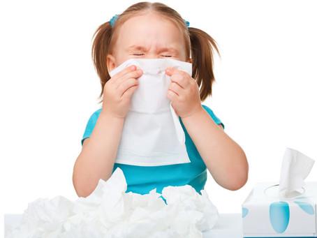 Kinesioterapia Respiratoria en niños ¿Cuando visitar a tu kinesiólogo?