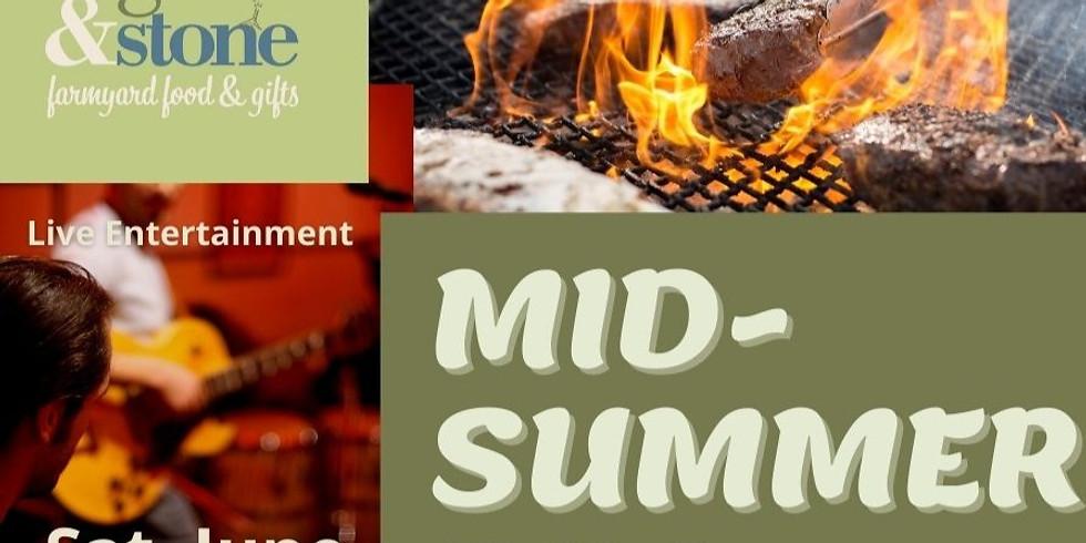 Sage&Stone Mid Summer BBQ