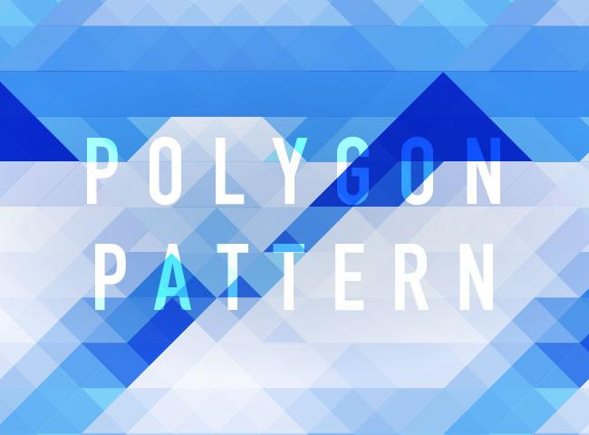 ポリゴンパターン