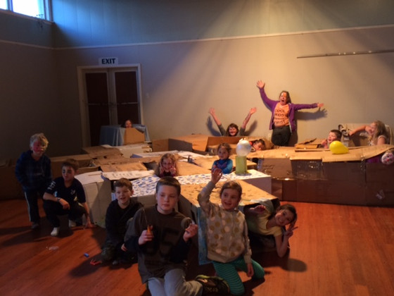 Creative Spaces for Creative Play