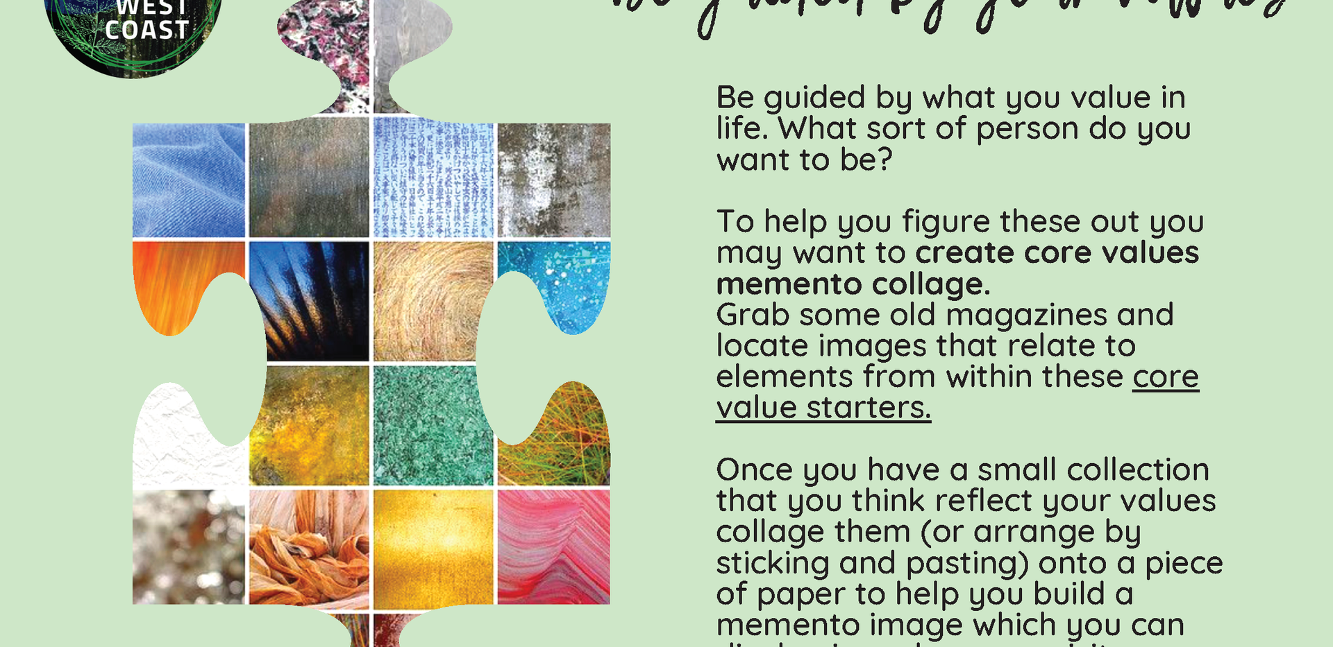 COVID Coping Cards - ATWC 2020