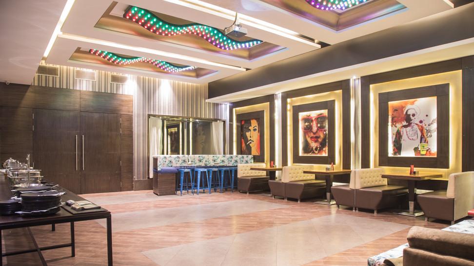 Farmaaish lounge AC Party Hall