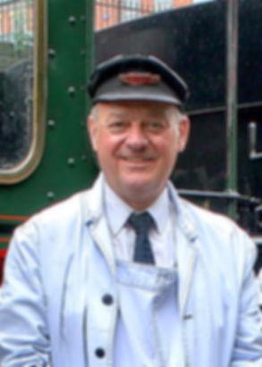 Volunteer driver Andy Burns –  © Rory Lushman d