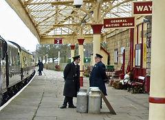 Ramsbottom Station by Flickr user Andrew