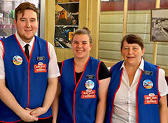 Thomas Day volunteers- ©Rory Lushmanjpg