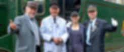 Gyula Fekete, Andy Burns, Joanne Crompton and Jan Van Frausum –  © Rory Lushman
