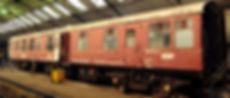 Restoration of dining coaches - © Rory Lushman