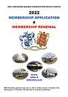 2022 Membership Form