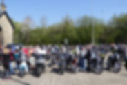 Motor cycle rally