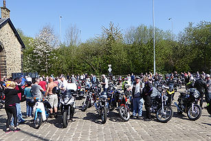 Motor cycle rally