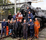 The 80097 team - © Rory Lushman