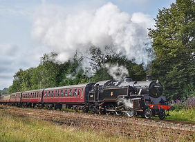 Standard 4 80097 departs Ramsbottom - © Emma Seddon