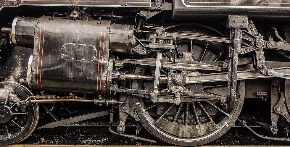 Mechanics Standard Tank 80080 - © Liam Barnes