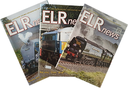 ELR News back issues for sale