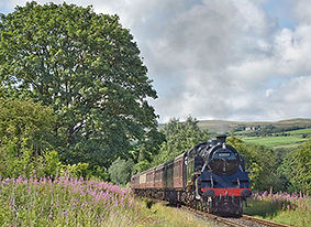 The East Lancs Railway Returns - © Emma Seddon