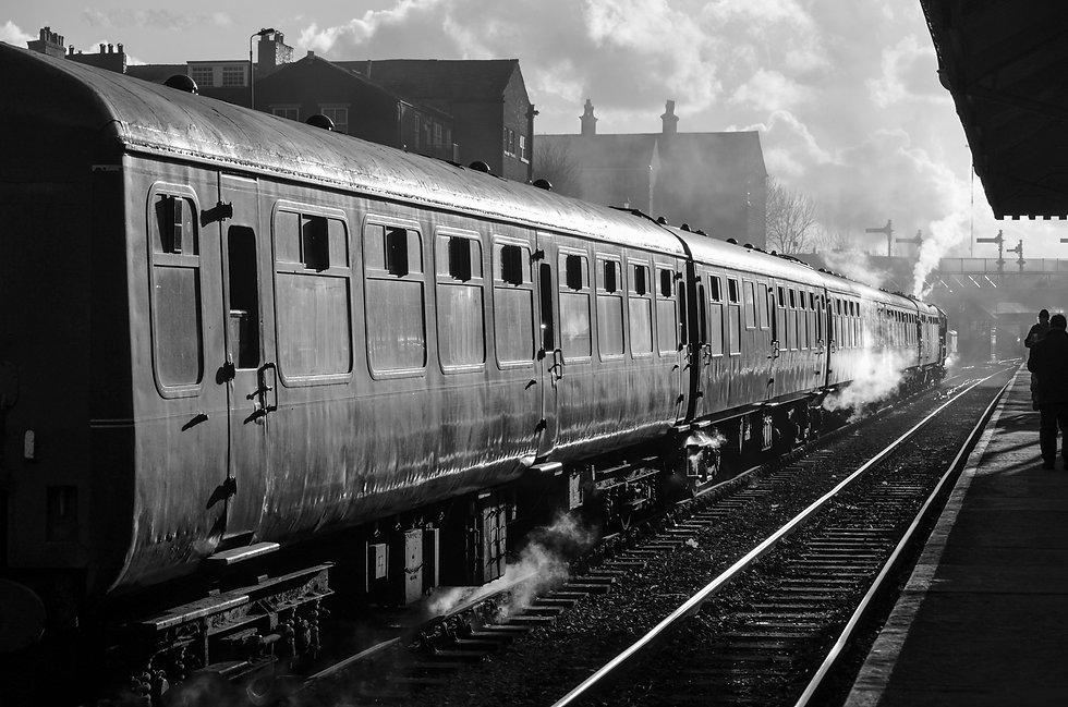 Awaiting departure to Heywood - © Jan Howarth