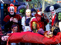 Halloween event - © Rory Lushman