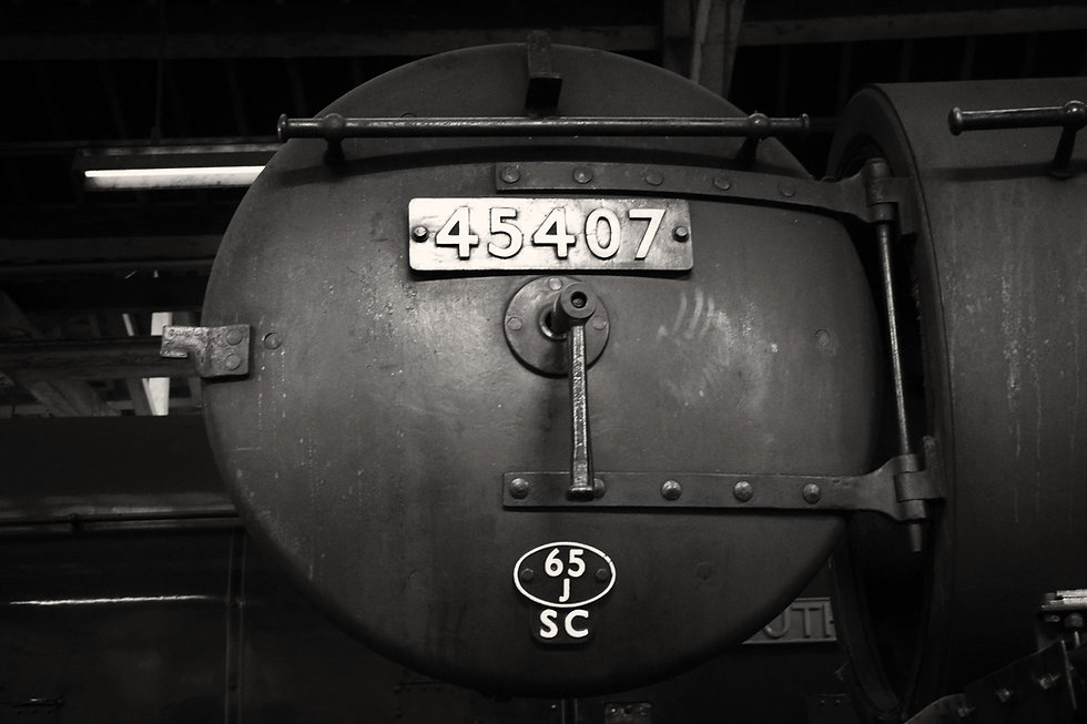 Black 5 45407 'The Lancashire Fusilier' - © Emma Seddon