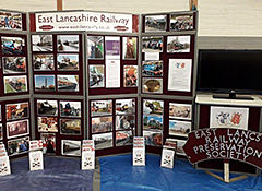 ELRPS display board - © John Tate