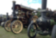 Traction engines (c) Rob Mitchell