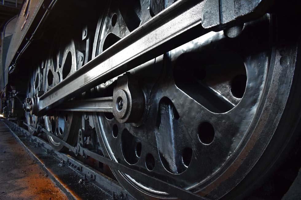 West Country wheels - © Emma Seddon