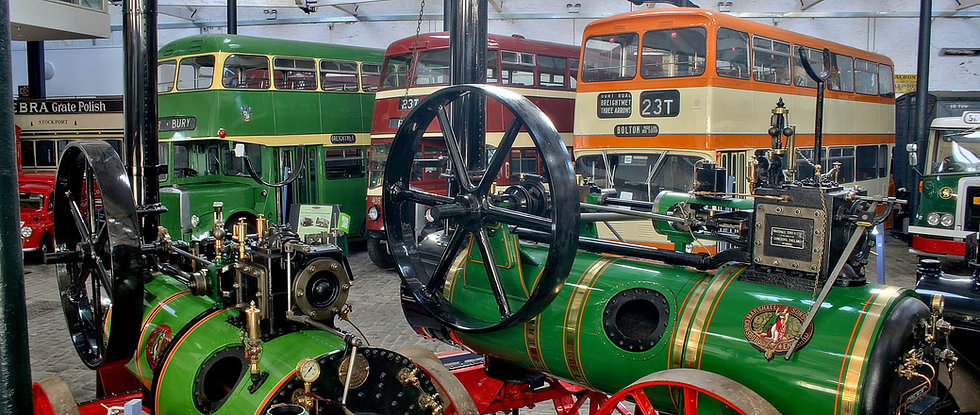 Bury Transport Museum – © Rory Lushman