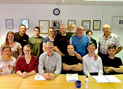 Health and Safety Training for ELR staff and volunteers