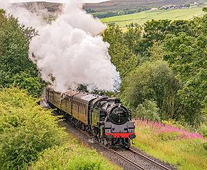 Shakedown train - © Liam Barnes
