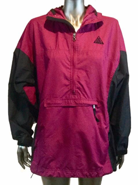 6157454f239e3 Vintage Nike Windbreaker Jacket ACG Medium, 90's All Conditions Gear ...