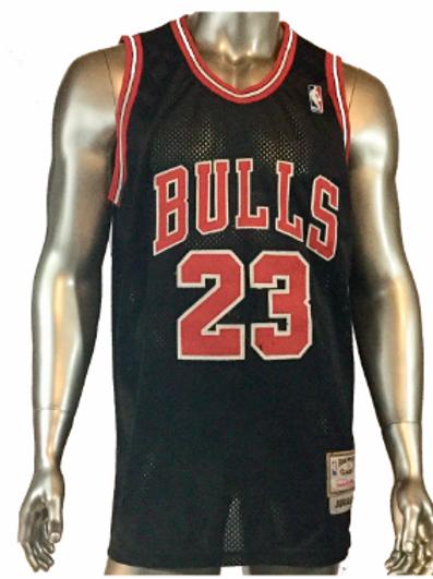 pretty nice 8779d f643b Michael Jordan 23 Chicago Bulls Hardwood Classics Jersey Size, see  measurements | sinaitex