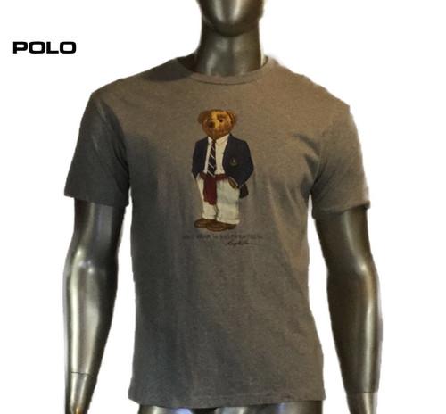 425f84d6 Polo Ralph Lauren Teddy Bear EXECUTIVE VINTAGE RARE MENS TEE T SHIRT SIZE M