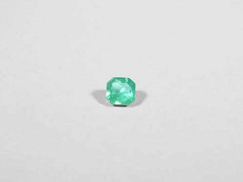 .23CT Square-Cut Emerald