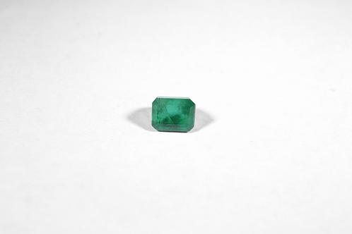Emerald-Cut 1.33CT Emerald
