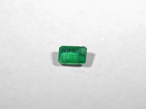 Emerald-Cut .54CT Emerald